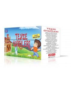 Özyürek Yayınları Teyze Öyküleri Seti (20 Kitap)