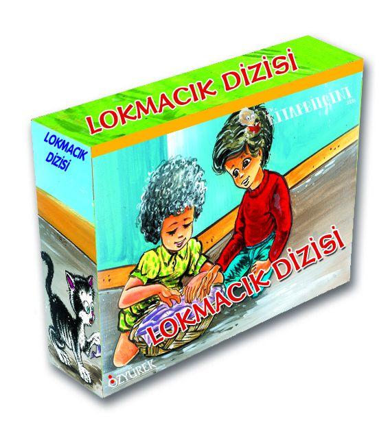 Özyürek Yayınları Lokmacık Dizi(10 Kitap)