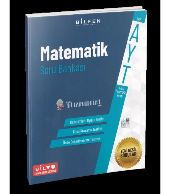 Bilfen Yayınları AYT Matematik Soru Bankası 2020