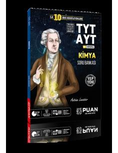 Puan Yayınları TYT AYT Kimya Zor Soru Bankası
