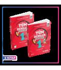Sınav Yayınları 1. Sınıf Tüm Dersler Kampanyalı Set (2 Kitap)