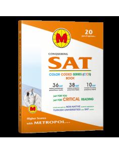 Metropol Yayınları SAT Critical Reading