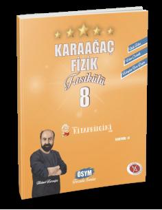 Karaağaç Yayınları Fizik Fasikülü 8