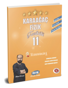 Karaağaç Yayınları Fizik Fasikülü 11