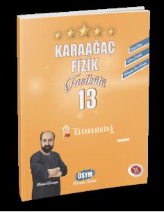 Karaağaç Yayınları Fizik Fasikülü 13