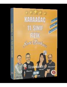 Karaağaç Yayınları 11. Sınıf Fizik Soru Bankası