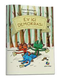 Ev İçi Demokrasi - Eğiten Kitap