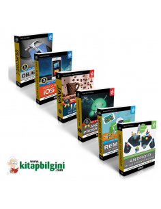 Mobil Programlama Uzmanlık Seti 3 (6 Kitap) - KODLAB