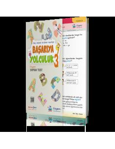 Üçgen Yayınları 3. Sınıf Başarıya Yolculuk Yaprak Test