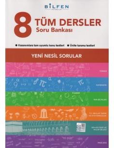 Bilfen Yayınları 8. Sınıf Tüm Dersler Soru Bankası