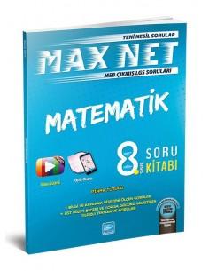 Koza Karaca Yayınları 8. Sınıf Matematik Max Net Soru Kitabı