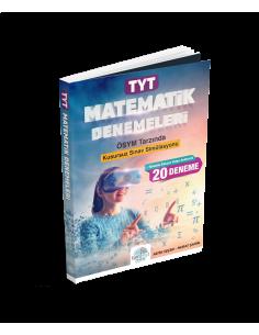 Tammat Yayıncılık TYT Matematik 20 Deneme