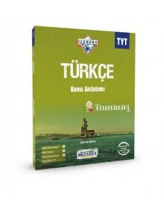 Okyanus Yayınları TYT Iceberg Türkçe Konu Anlatımı