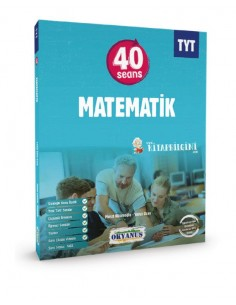 Okyanus Yayınları TYT 40 Seans Matematik