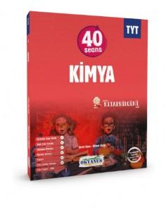 Okyanus Yayınları TYT 40 Seans Kimya