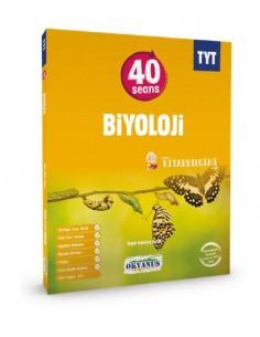 Okyanus Yayınları TYT 40 Seans Biyoloji