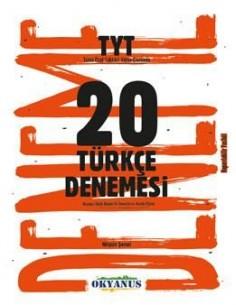Okyanus Yayınları TYT 20 Türkçe Denemesi