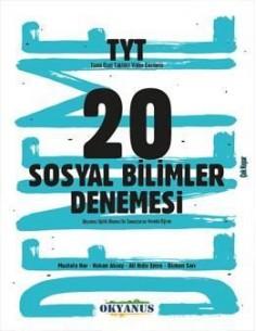 Okyanus Yayınları TYT 20 Sosyal Bilimler Denemesi