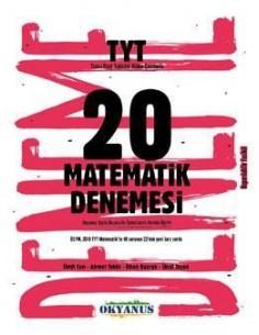 Okyanus Yayınları TYT 20 Matematik Denemesi