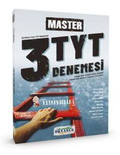 Okyanus Yayınları TYT Master 3 Deneme
