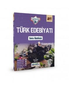 Okyanus Yayınları AYT Iceberg Türk Edebiyatı Soru Bankası