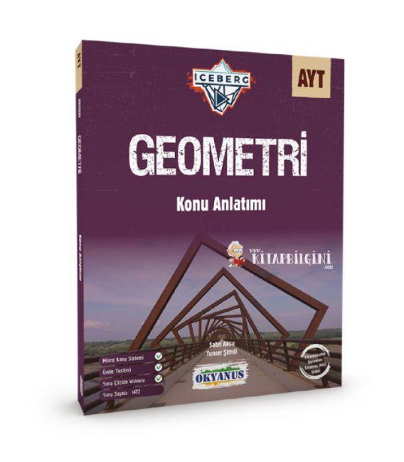 Okyanus Yayınları AYT Iceberg Geometri Konu Anlatımı