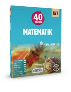 Okyanus Yayınları AYT 40 Seans Matematik