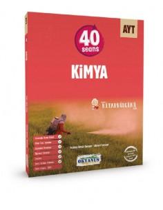 Okyanus Yayınları AYT 40 Seans Kimya