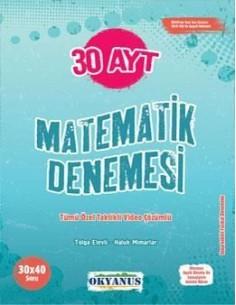 Okyanus Yayınları AYT 30 Matematik Denemesi
