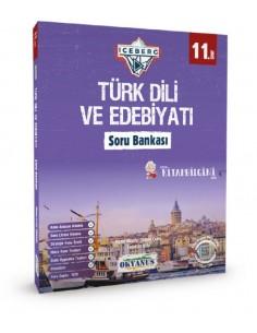 Okyanus Yayınları 11. Sınıf Iceberg Türk Dili Ve Edebiyatı Soru Bankası