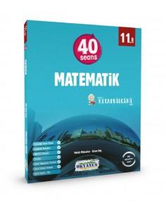 Okyanus Yayınları 11. Sınıf 40 Seans Matematik