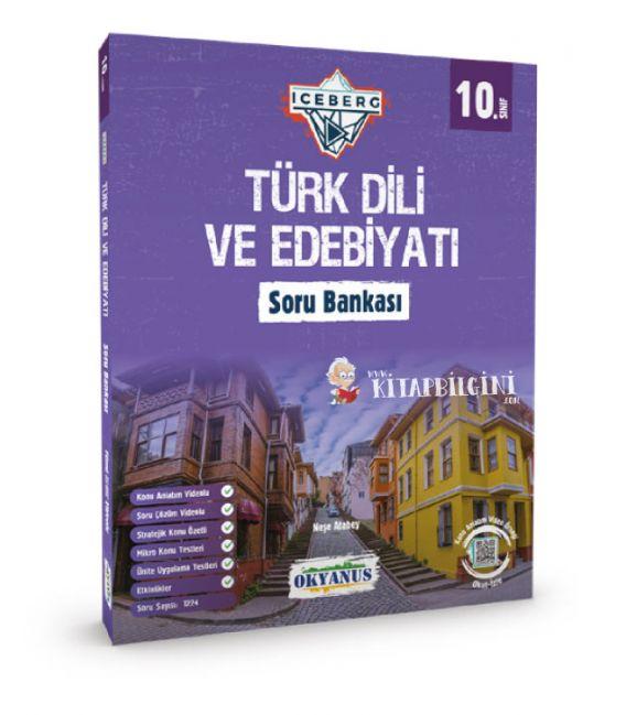 Okyanus Yayınları 10. Sınıf Iceberg Türk Dili ve Edebiyatı Soru Bankası
