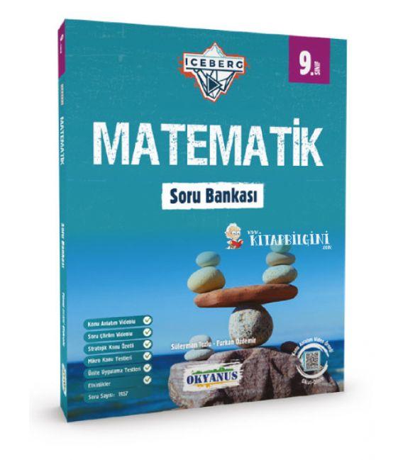 Okyanus Yayınları 9. Sınıf Iceberg Matematik Soru Bankası