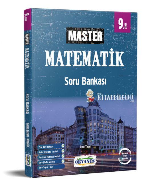 Okyanus Yayınları 9. Sınıf Master Matematik Soru Bankası