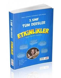 Editör Yayınları 3.Sınıf Tüm Dersler Etkinlikler