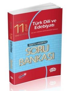 Editör 11. Sınıf Türk Dili ve Edebiyatı Özetli Lezzetli Soru Bankası