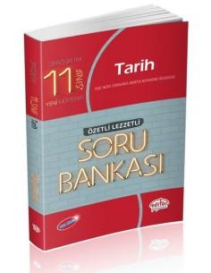 Editör 11. Sınıf Tarih Özetli Lezzetli Soru Bankası