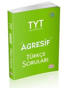 Editör Yayınları TYT Agresif Türkçe Soru Bankası