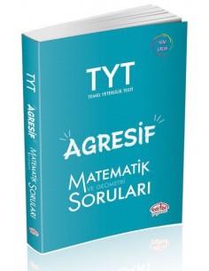 Editör Yayınları TYT Agresif Matematik Geometri Soru Bankası
