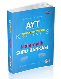 Editör Yayınları AYT Konsensüs Matematik Soru Bankası