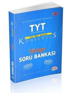 Editör Yayınları TYT Konsensüs Türkçe Soru Bankası