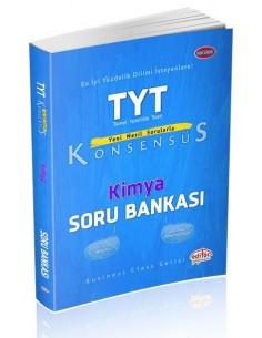 Editör Yayınları TYT Konsensüs Kimya Soru Bankası