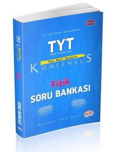 Editör Yayınları TYT Konsensüs Fizik Soru Bankası