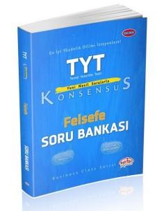 Editör Yayınları TYT Konsensüs Felsefe Soru Bankası