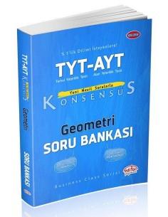 Editör TYT-AYT Konsensüs Geometri Soru Bankası