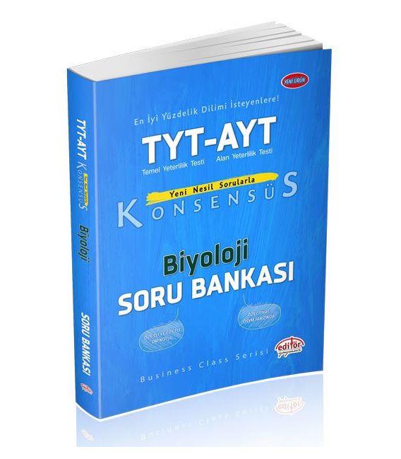 Editör Yayınları TYT-AYT Konsensüs Geometri Soru Bankası