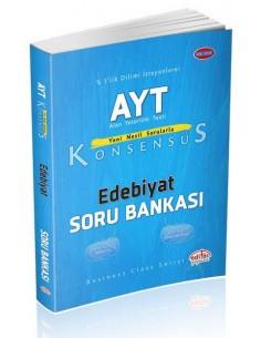 Editör Yayınları AYT Konsensüs Edebiyat Soru Bankası