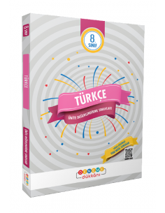 Deneme Dükkanı 8. Sınıf LGS Türkçe Ünite Değerlendirme Sınavları
