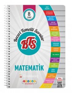 Deneme Dükkanı 8. Sınıf LGS Matematik BTS Beceri Temelli Sorular