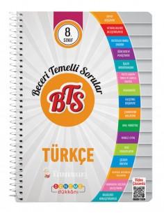 Deneme Dükkanı 8. Sınıf LGS Türkçe BTS Beceri Temelli Sorular